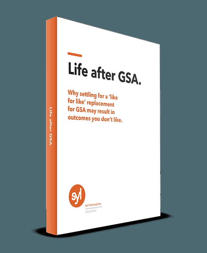Life after GSA eBook