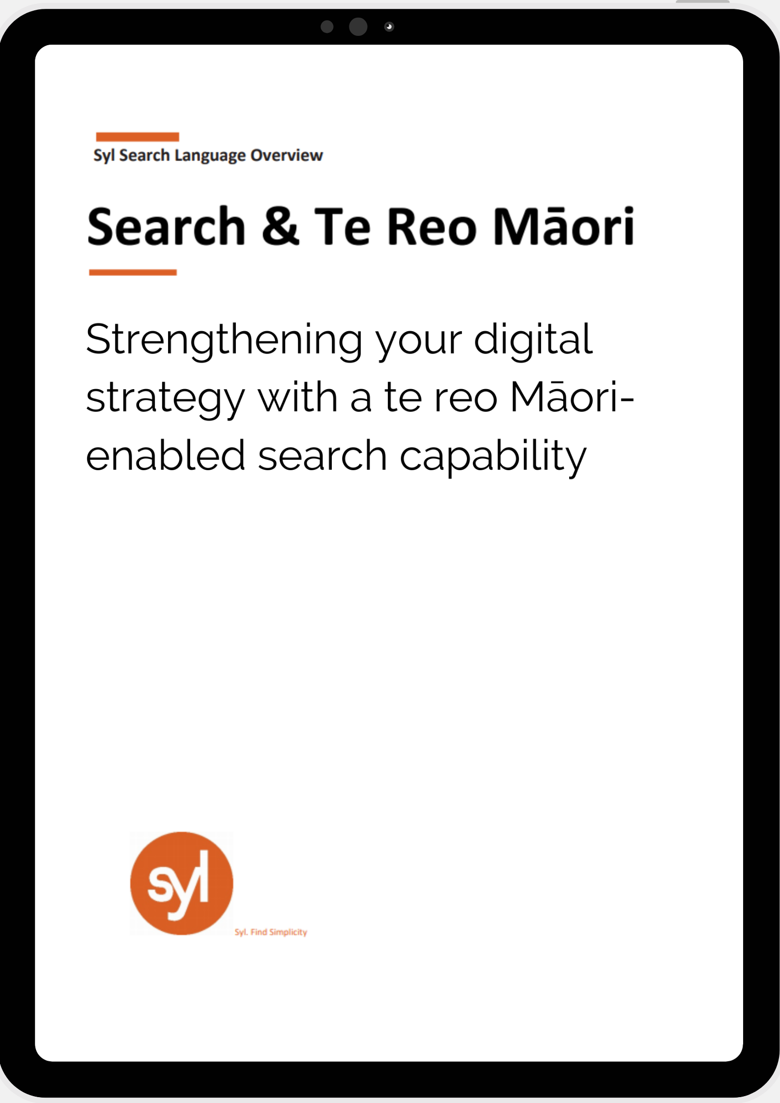 Strengthening your digital strategy with a te reo Māori-enabled search capability (1)